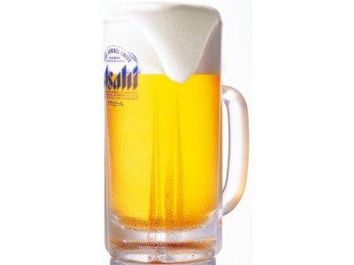生ビール【半額】