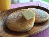 シンプルパンケーキ