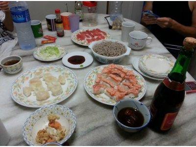 『GEC』で寿司パーティが開かれました♪♪♪