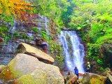 SUPorカヌー &シャワートレッキング滝巡りコース