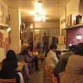 Cafe Cheshmeh カフェチェシュメ