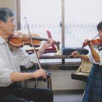スズキ・メソード バイオリン教室 金澤裕久クラス