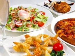 【夜カフェコース】選べる料理3品+デザート+お好きなドリンク1杯→2000円
