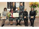 第4回 秋谷豊賞 授賞式が北浦和カルタスホールで開催されました