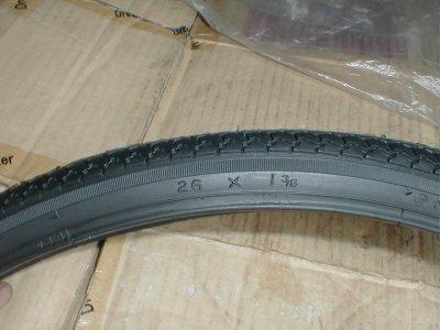 タイヤのサイズの見方