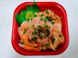 【期間限定】炙りサーモン&ネギトロ丼