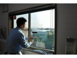 窓ガラスの断熱塗装!結露対策・寒冷対策に是非。