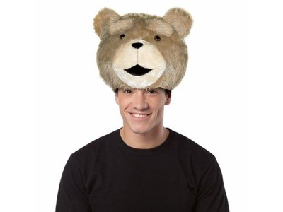 TED テッドのぬいぐるみ帽子が入荷!