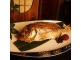 小鯛一本茶香燻製