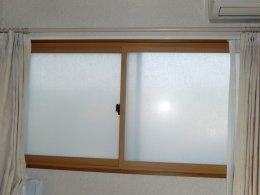 窓の断熱改修 内窓設置工事