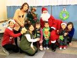 昨日は親子クラスのクリスマスパーティーにお越し下さりありがとうございました~!