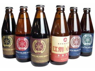 江別小麦ビール