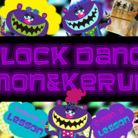 LOCK DANCE SKOOL C-MON&KERUMO