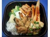 牡蠣とあさりのしぐれ煮丼誕生でーす!