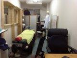改装中の施術室