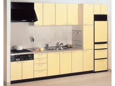 キッチンのレイアウトは、まず配置から。