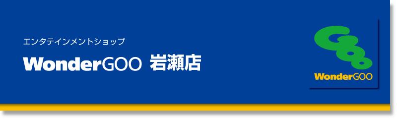 WonderGOO 岩瀬店