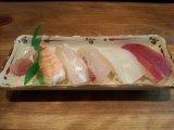 日替わり寿司定食