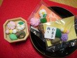 和菓子飾り