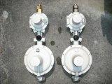 バルク貯槽調整器交換