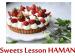 大阪府守口市お菓子&パン教室sweets lesson HAMANO