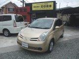 コンパクトカー人気です。日産ノート新入庫。