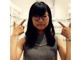 眼鏡は、店頭で手にとって。
