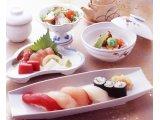 お寿司のランチメニュー