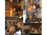 「南米パラグアイの民族楽器アルパ&お料理を楽しむ会」第2弾 ♪ ~ 大盛況のうちに幕を閉じました~