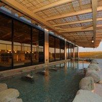 東京 湯河原温泉 万葉の湯