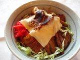 豚丼焼きチーズ