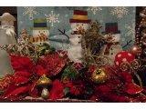 ★ 12月に入って、店舗はクリスマス一色に♪