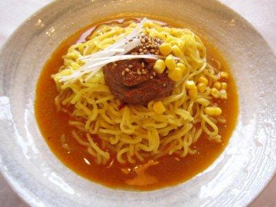 肉味噌担担麺