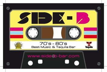 Side-B Bar
