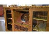 ディスクオルゴール内蔵 リビングボードの紹介