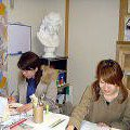 絵画教室アートスタジオ海の中道