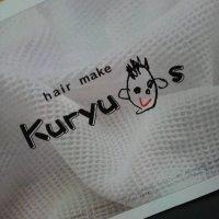 hair make Kuryu's (くりゅ~ず♪)
