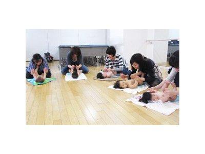 【募集】4/12 ベビーマッサージ体験会