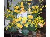 お祝いの花