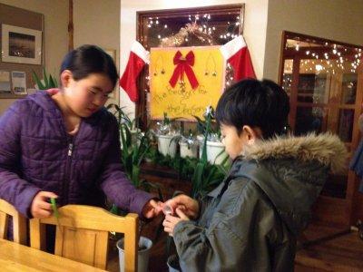 「ちいむら」クリスマス・ホリデイ・イングリッシュ・キャンプ終わりました
