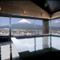 かめや旅館 『富士山一望展望風呂の宿』