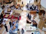 2つのデパートにて 展示会を開催しつつ、木工館はセール中!!