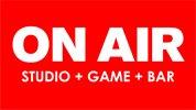 「ON AIR」スタジオ+ゲーム+バー