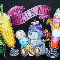 Hiroo's Chalkart ‐ヒローズチョークアート‐