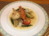本日の魚料理 おまかせディナー3500円より