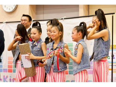 2014.11月2日 ララスクエア四日市 ダンスコンテスト