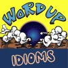 """Idioms: """"keep your chin up"""""""