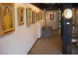 展示会場1階の写真