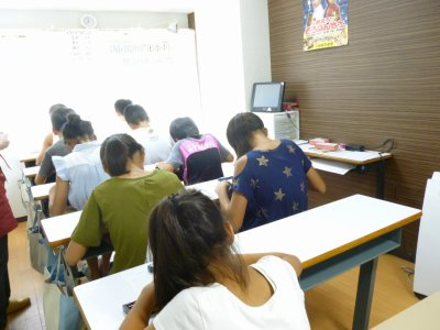 秋の短期教室