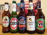 バーガーやポテトに合う生ビールに瓶ビールを取り揃えております!!